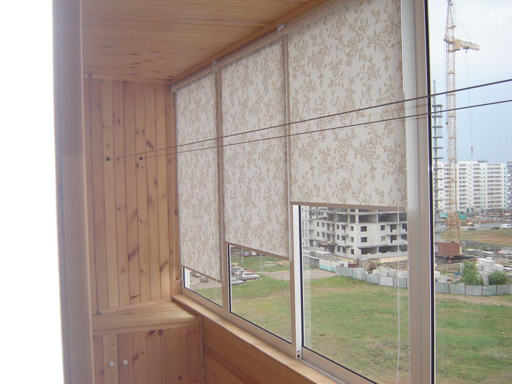 Сделать шторы на пластиковые окна своими руками